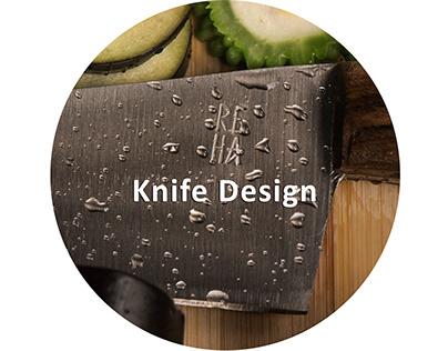 Reha Professional & Domestic Kitchen Knife
