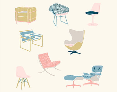 Chairs | Illustration