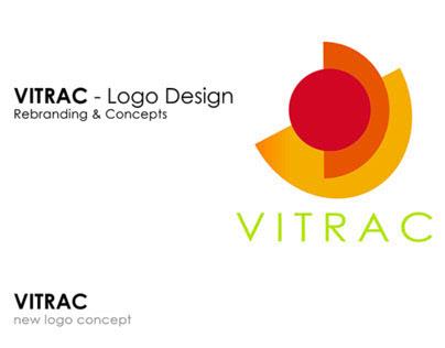Vitrac logo redesign concept
