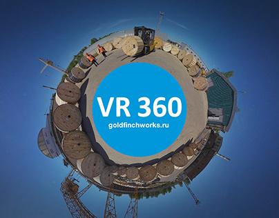 Кабельный Альянс VR360 - Корпоративный фильм