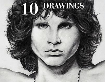 10 Drawings