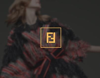 Fendi Redesign | UI & UX Design |