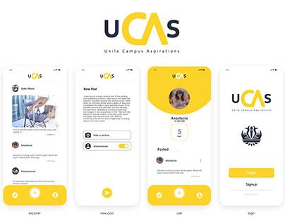 UCAS Mockup Apps