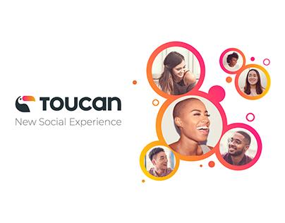 Toucan Brand Identity