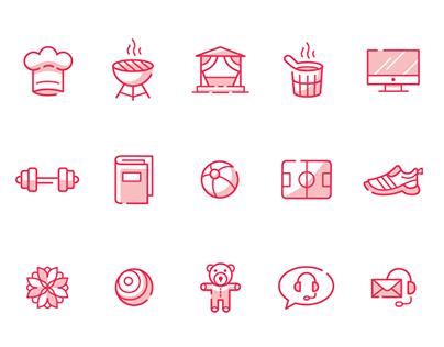 Icon Set - IFP