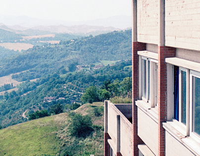 Collegi Universitari, Urbino, Italy; 2015