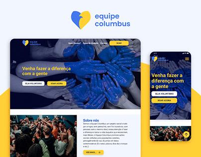Equipe Columbus - UI/UX