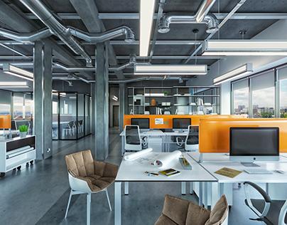 Architect Digital Agency Office