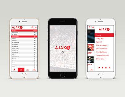 Ajax 1 App