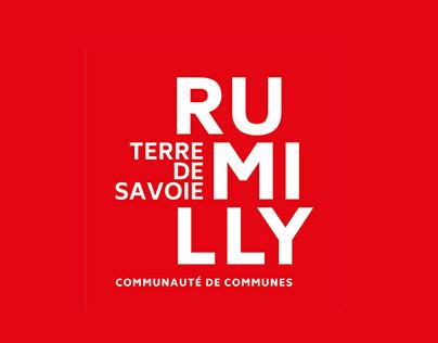 Identité de marque | Rumilly Terre de Savoie