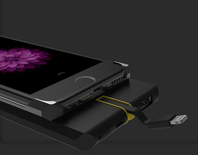 Battery case concept(2015)