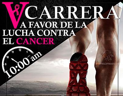 V Carrera contra el cancer