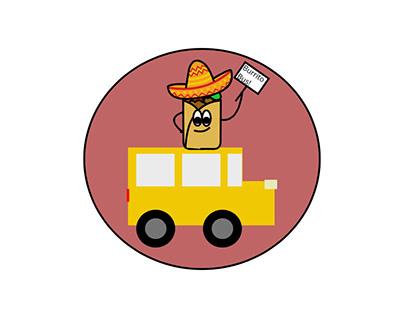 Burrito Bus Logo