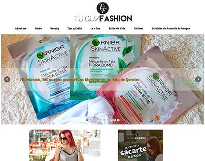Pagina Web tuguiafashioncom