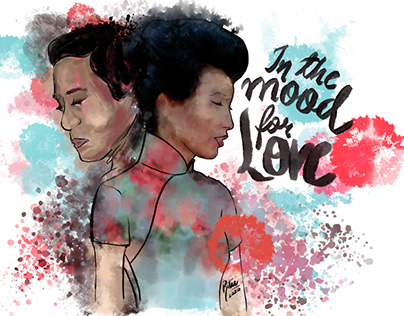 In the mood for Love, the film