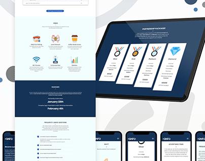 SINFO Sponsors' Website