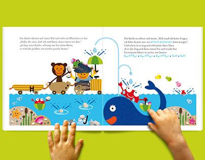 hin und her - Children's Book