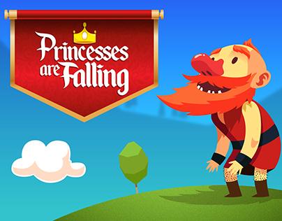 Princesses Game / Colaboration