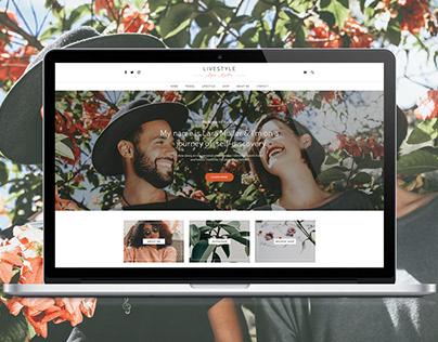 LIVESTYLE   Wordpress Theme