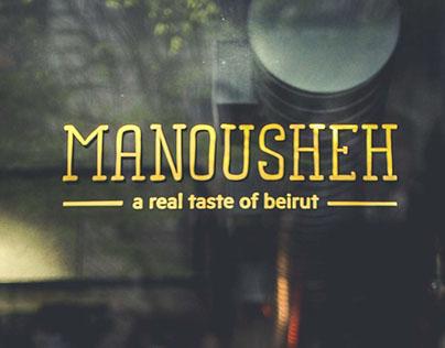 Manousheh: A Real Taste of Beirut
