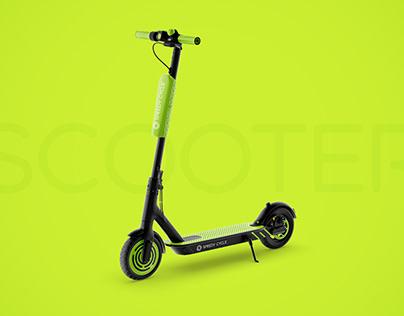 Speedy Cycle branding
