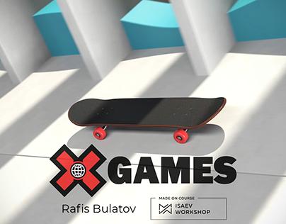 X Games | IsaevWorkshop