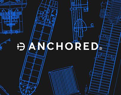 Anchored - Marine Shipping