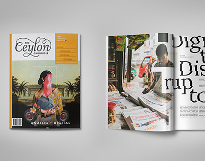 The Ceyln Chronicle, Issue 01