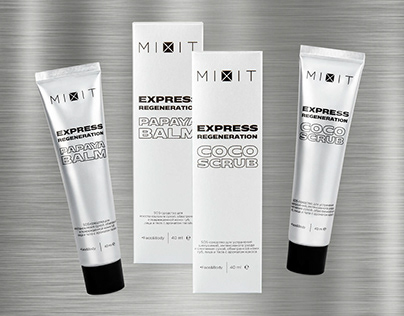 Express Regeneration collection for Mixit