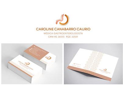 Marca e id. visual   Caroline Canabarro Caurio