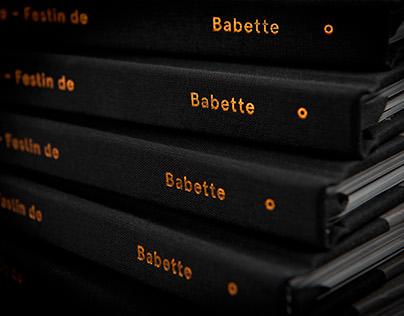 Festin de Babette |Editorial Design | lg2boutique