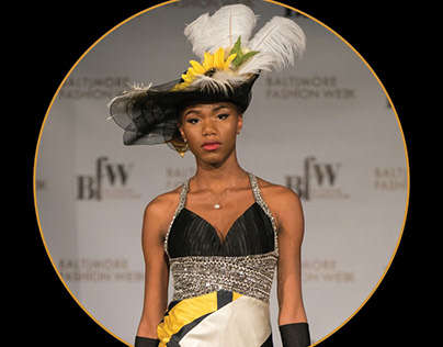 Couture Hats and Fashion —Eileen L Bleyer Millinery