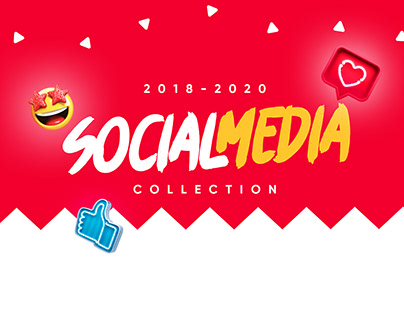 2018-2020 / Social Media Collection