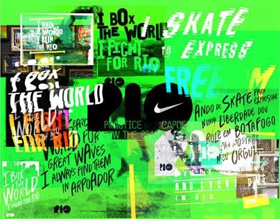 RIO for Nike