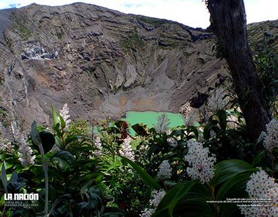 Costa Rica, Paraíso de Volcanes