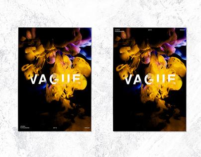 VAGUE Posters