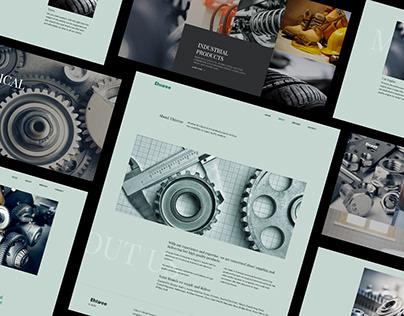 Mechanical supplier company