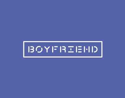 Boyfriend Online Shop