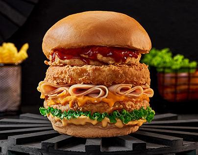 Track Burger