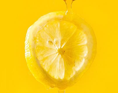 Food Photography:Yellow