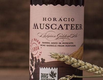 Muscateer Craft Beer