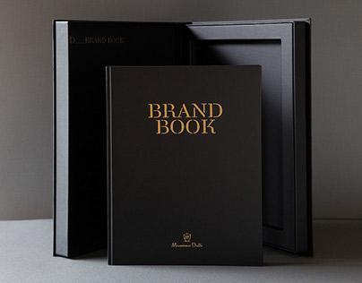 MASSIMO DUTTI BRAND BOOK