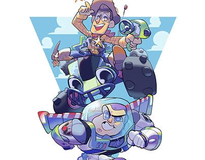 ToyStory Fanart