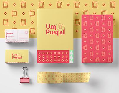Branding | Um Postal
