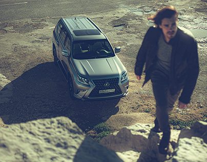 Lexus LX // Lifestyle
