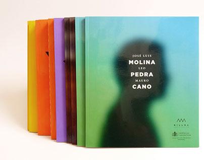 Catálogos Galería Killka