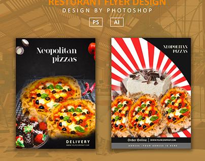 Resturant Flyer Design