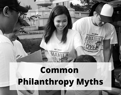 Common Philanthropy Myths | Norman Shelley Hernick