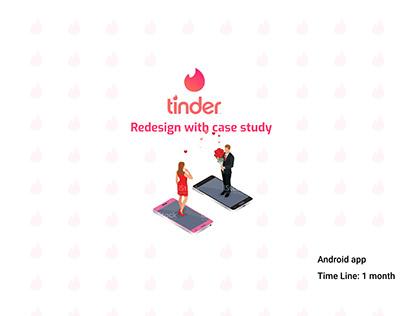 Tinder Redesign