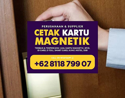 BEST QUALITY!! WA 08118-799-07 - Jual Magnetic Card